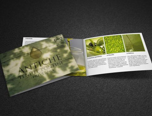 Antiche Tenute Pontine – Brochure