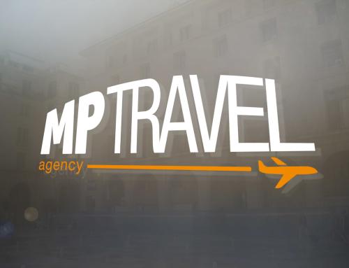 MP Travel – Logo – Marchio – Immagine Coordinata