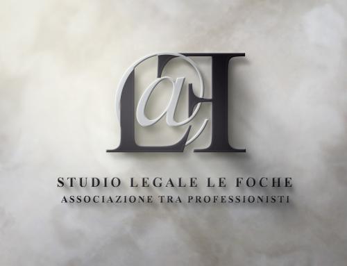 Studio Legale Le Foche & Associati – Logo – Marchio – Immagine Coordinata