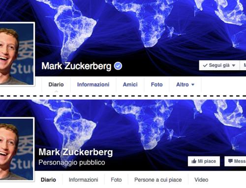 FACEBOOK: come richiedere la spunta di verifica, che accerta l'ufficilità della nostra pagina.