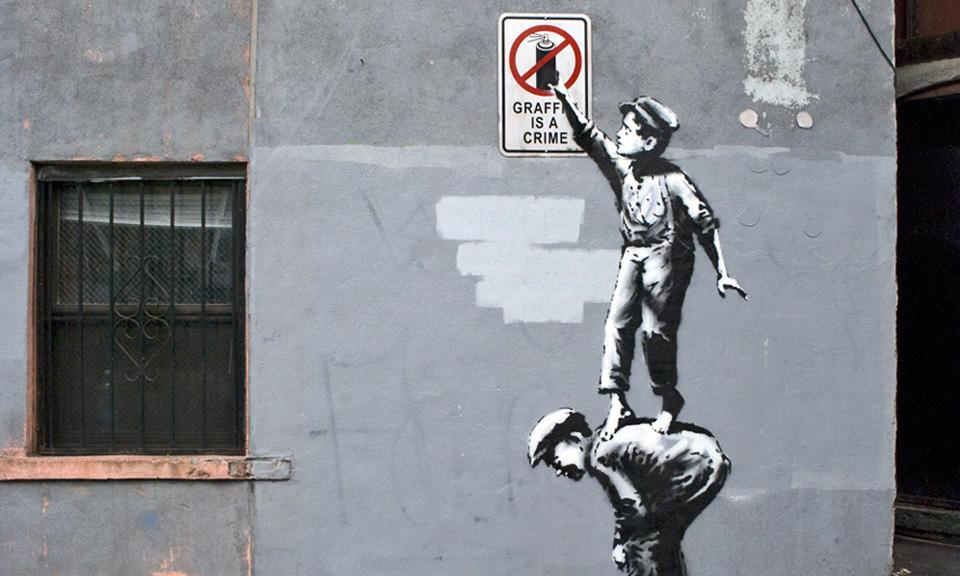 Bansky-guerrilla-marketing-art
