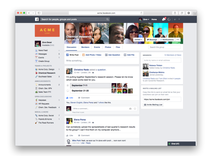 interfaccia-facebook-at-work