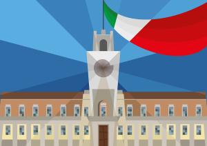 Palazzo Comunale, Piazza del Popolo