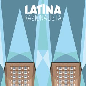 Edifici-Piazza-Roma-Latina-Razionalista-Architetti-Pediconi-Paniconi