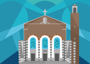 Chiesa-San-Marco-Latina-Razionalista