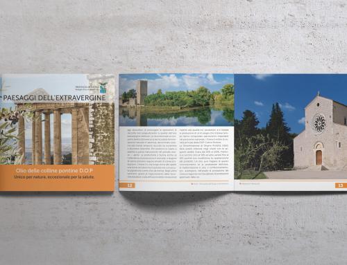 Paesaggi dell'Extravergine – Provincia di Latina – Opuscolo Informativo