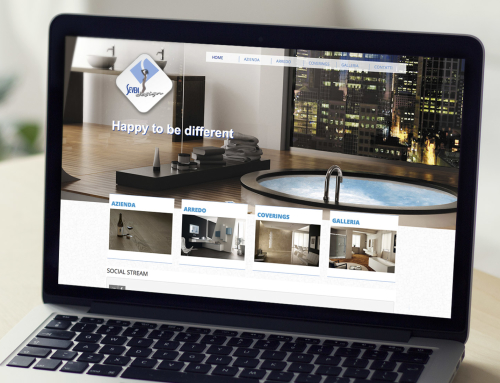 Seven Design – Realizzazione Sito Internet