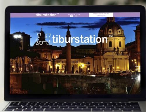 Tiburstation – Realizzazione Sito Internet