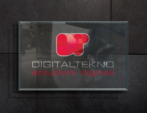 DIGITAL TEKNO – Logo – Marchio – Immagine Coordinata