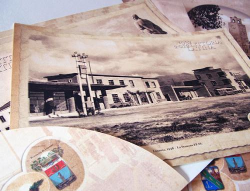 80° Anniversario Fondazione Città di Latina – Progetto di Grafica Editoriale