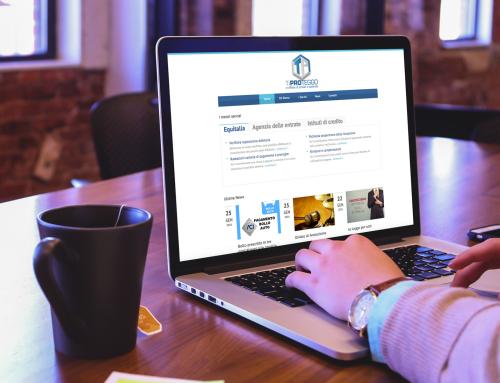 TiProteggo – Realizzazione sito internet