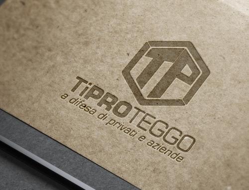 TiProteggo – Logo-Marchio – Immagine Coordinata