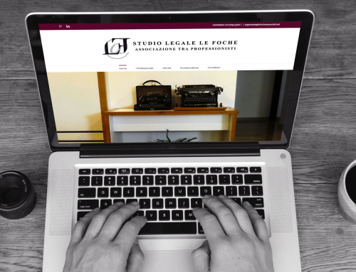 Studio Legale Le Foche & Associati – Realizzazione Sito Internet