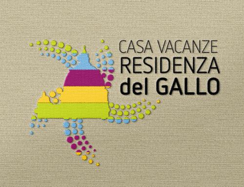 Residenza del Gallo, casa vacanze Roma – Logo-Marchio – Immagine Coordinata